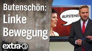 """Statistikexperte Butenschön zur Sammlungsbewegung """"Aufstehen"""""""