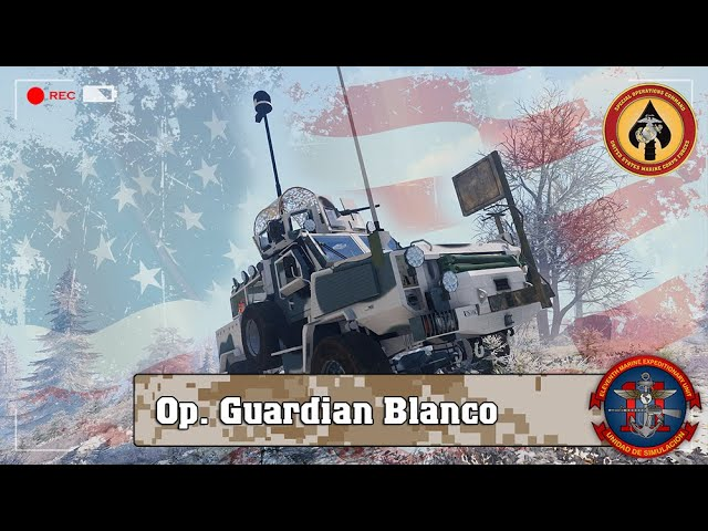 ARMA 3 | Op. Guardian Blanco | 11ThMEU (SOC) | Español