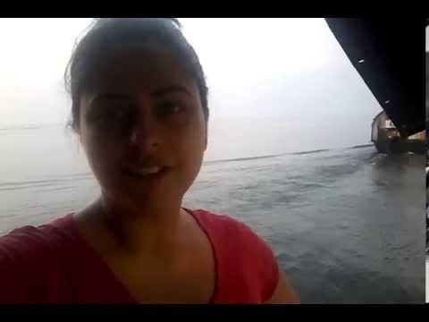 Kerala Blog Express: Sunrise On My HouseBoat