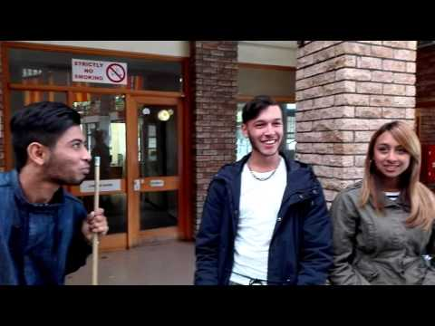 We Ask Pool Players why Study at UWC