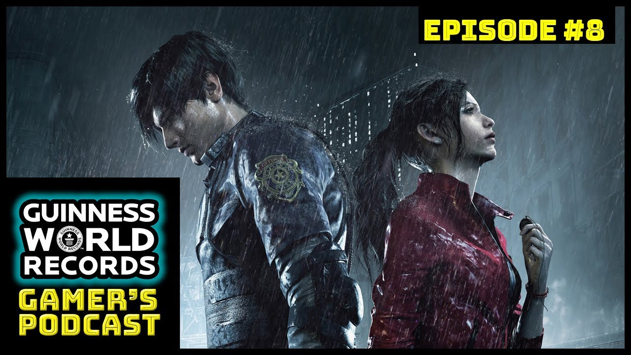 Resident Evil 2 Remake Destiny 2 And Amazon Game Streaming Rumours Gwr Gamer S Ep8 Guinness World Records