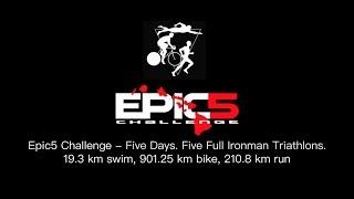 Anastas Panchenko / Epic5 Challenge / тизер