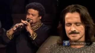 العازف الكبير يـاني يعــزف موسيقى وادي الذئاب روعة      YouTube
