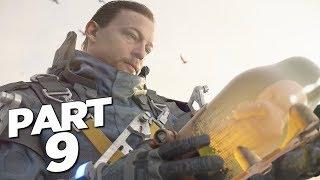 DEATH STRANDING Walkthrough Gameplay Part 9 - BIKE (FULL GAME)