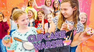 Cupcake WARS Competition !!!