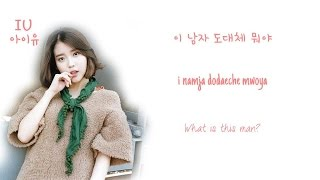Download IU (아이유) ft. Jang Yi Jeong (장이정) - Friday (금요일에 만나요) Han/Rom/Eng Color Coded Lyrics