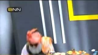 Fazlur Rehman Cooking Haleem  p Bnn 2011   YouTube