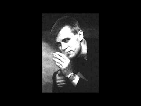 Václav Hrabě - Voda načichlá nikotinem