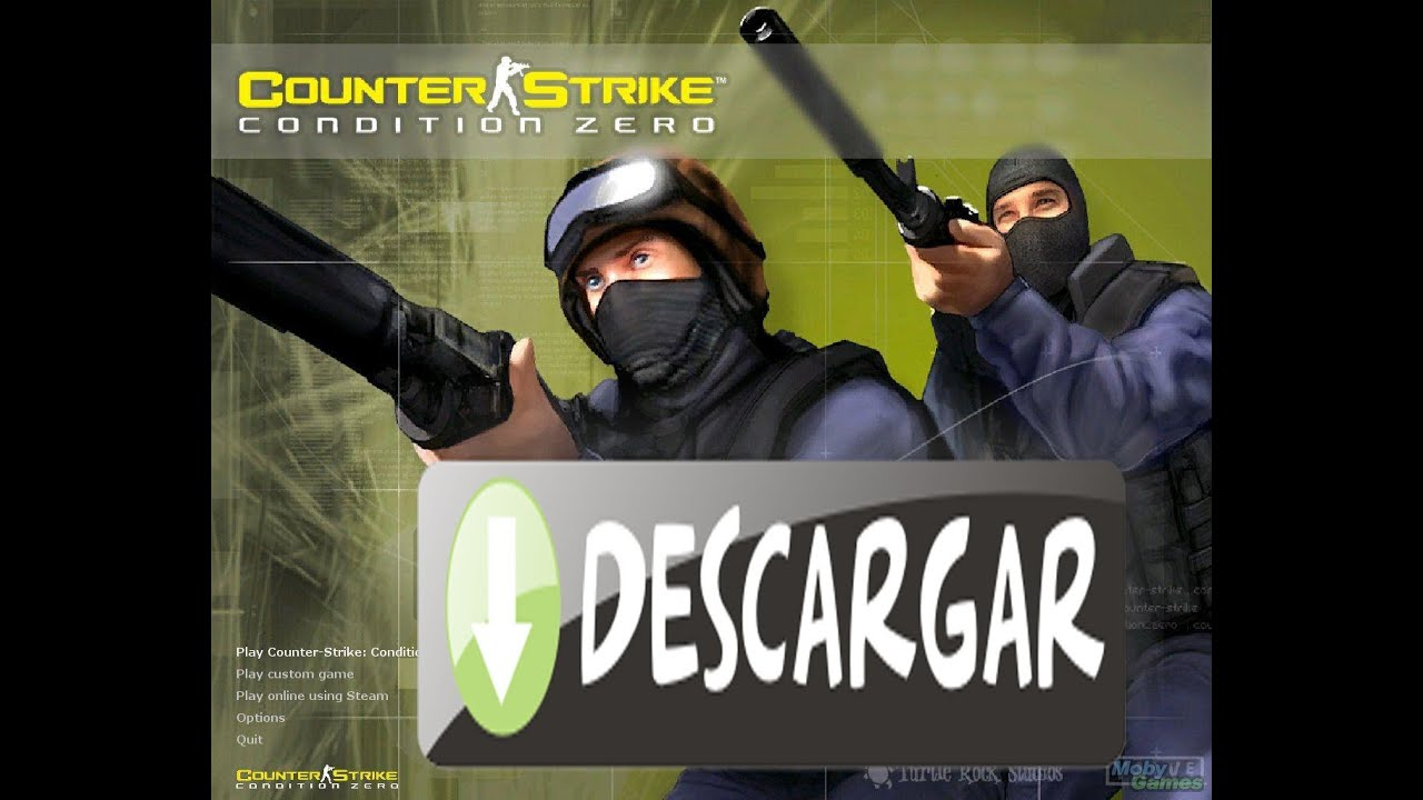 how to play counter strike condition zero with joystick