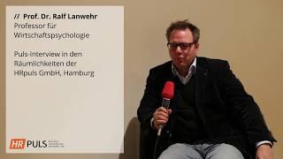 Beteiligungsquote bei Mitarbeiterbefragungen erhöhen // HRpuls Interview mit Prof. Dr. Ralf Lanwehr