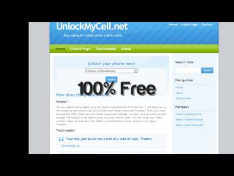 Free how to unlock a samsung cell phone for free from YouTube · Duration:  1 minutes 9 seconds