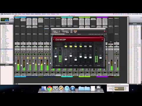 Mixing an Acoustic Guitar using Waves Signature Series Plug-ins