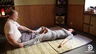 Тайский массаж. Видео к анонсу семинара.
