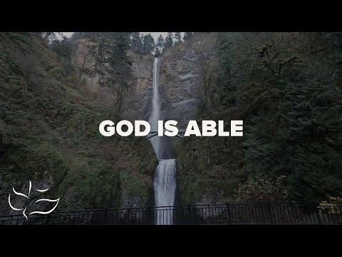 God is Able  Maranatha! Music Lyric