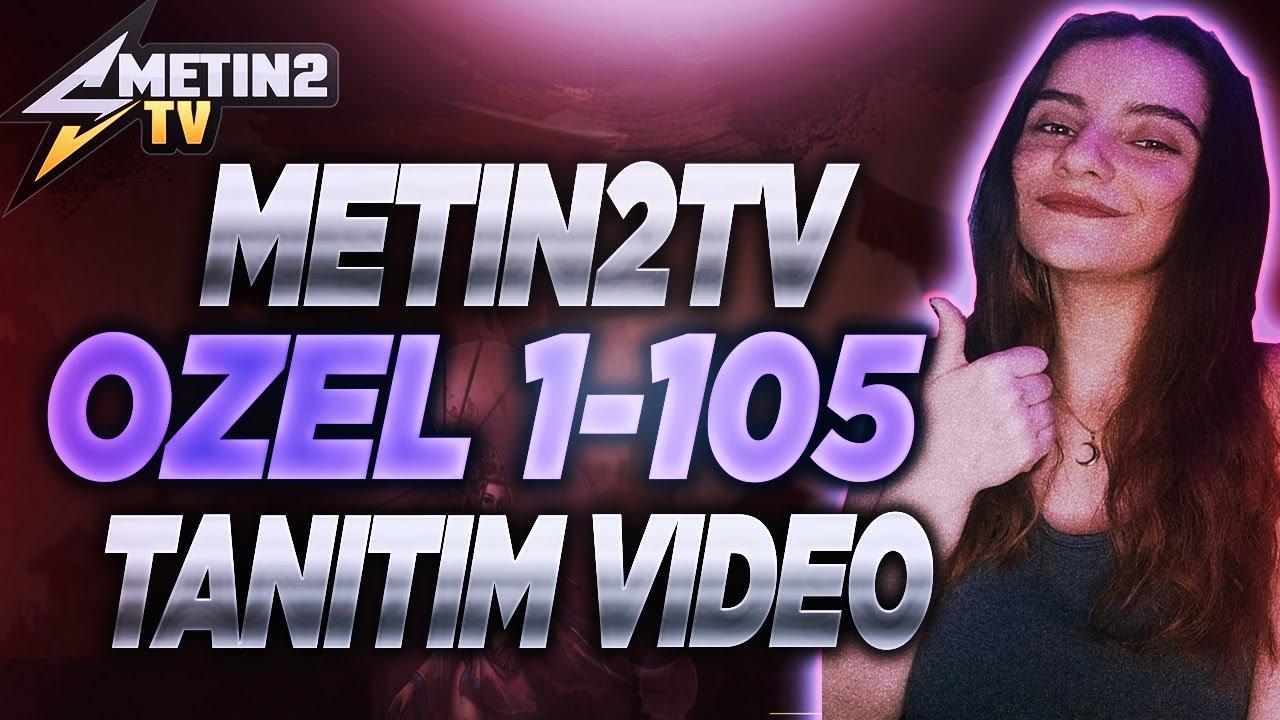 METİN2 TV ÖZEL TANITIM 1-105 !!  Hestia2 #Metin2pvp #Metin2 pvp
