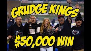 5-SEC COMMODORE WINS GRUDGE KINGS $50K RACE