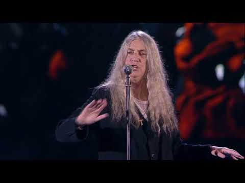 People have the power - Patti Smith
