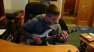 Ария - Что Вы Сделали С Вашей Мечтой (guitar cover)
