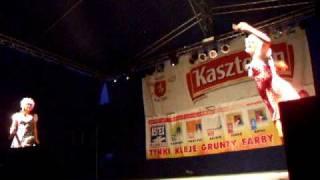 ZA-NO-ZA - Kanikuły , koncert Chełmno 2 sierpnia 2009