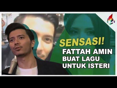 SENSASI! Fattah Amin buat lagu untuk isteri | Melodi 2018