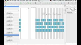 Designing with Layout Grids on Sketch 3