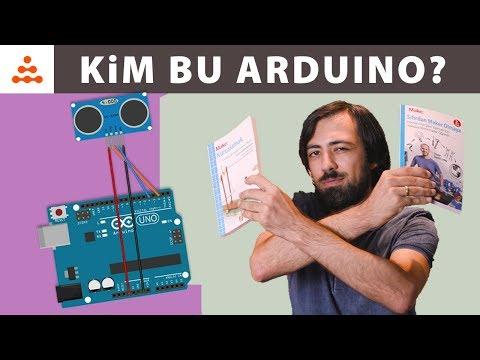 Arduino nedir? Ne işe yarar? Kimdir bu adam? Örnek Arduino Projesi