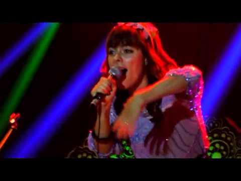 Lenka Live In Concert Jakarta 2013