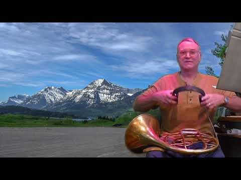 Richard Burdick's Mozart Horn Concerto Announcement