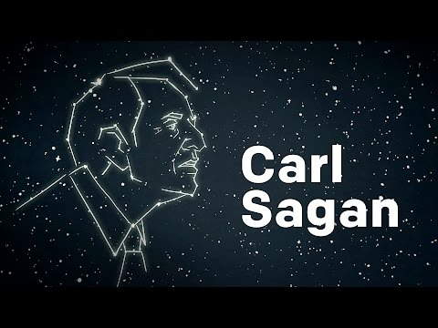 Video image: Carl Sagan on the Existence of Extraterrestrials