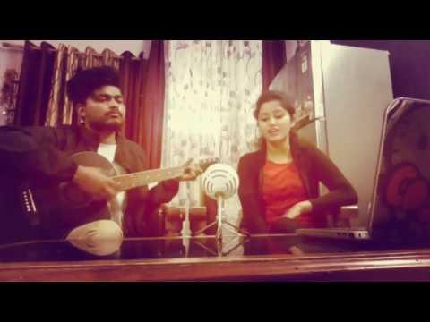 Ye Ishq Hai(Rangoon) | Kabhi Yaadon Me | Damini Abhay & Suraj Bharti | Guitar Cover