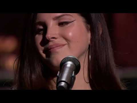 Lana Del Rey - How to Disappear and Venice Bitch Live at Apple Event 2018 Mp3