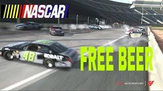 Forza Motorsport 4: NASCAR FREE BEER Sunset 200