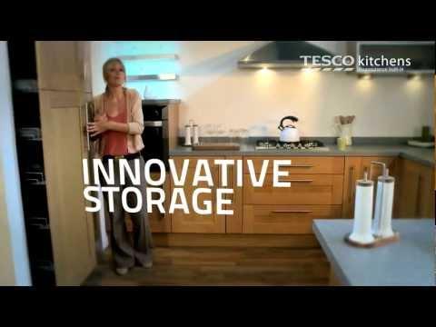 Tesco Kitchens - Fitted Kitchens & Kitchen Design Service