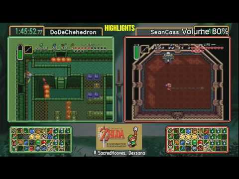 ALTTP Randomizer Bracket Reveal Show!