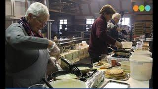 Pannenkoeken- en snertactie bij boerderijmuseum De Bovenstreek/></a> </div> <div class=
