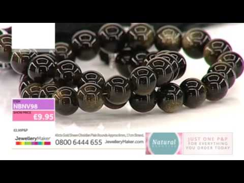 JewelleryMaker LIVE 22/08/16 6pm - 11pm