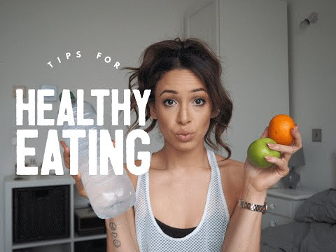EASY WAYS TO STAY HEALTHY | Danielle Peazer