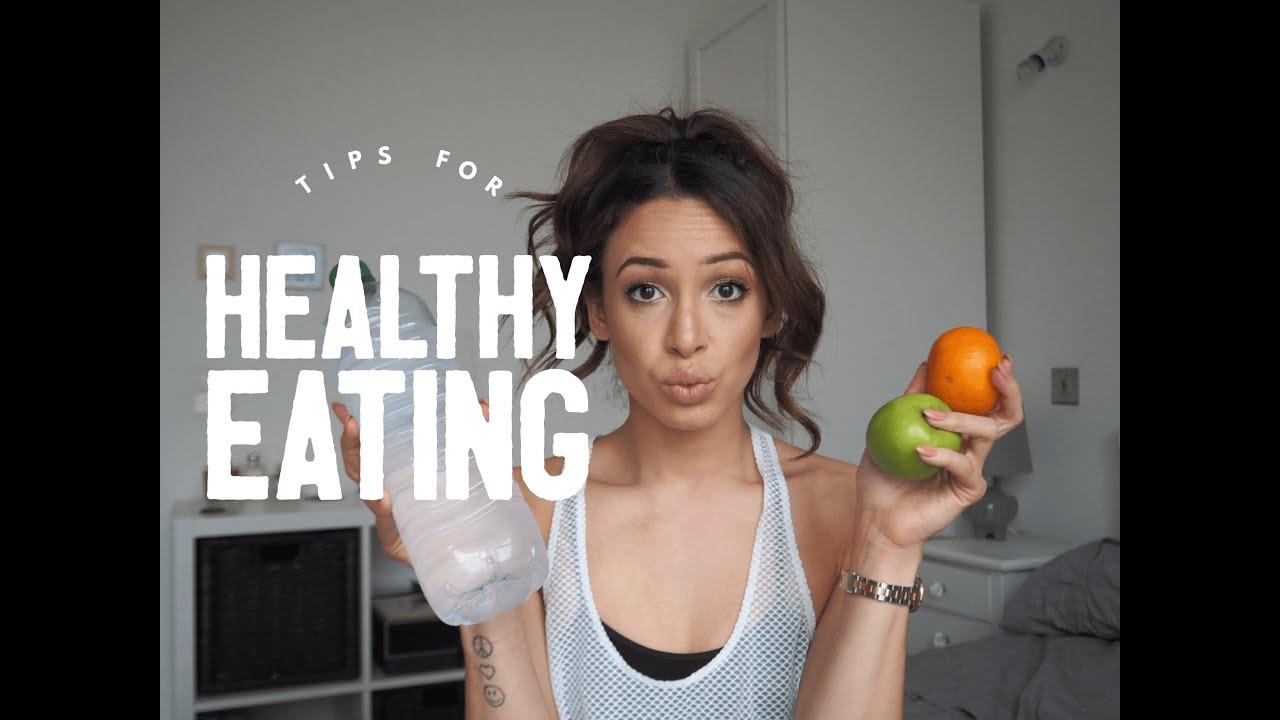 EASY WAYS TO STAY HEALTHY   Danielle Peazer - YouTube