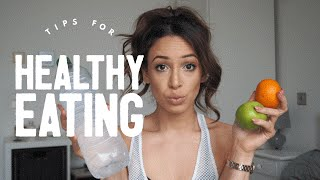 EASY WAYS TO STAY HEALTHY | Danielle Peazer