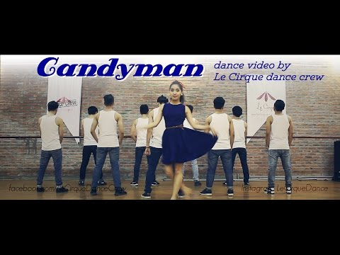 Candyman - Christina Aguilera | Jazz Hiphop by Le Cirque Dance Crew