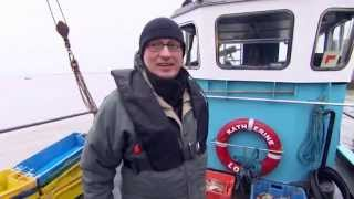 Ade Goes Whelk Fishing - Ade In Britain