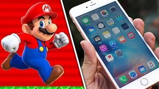 Apple perde MUITO mercado no Brasil com o Iphone, Super Mario Run no Android e Sonic Forces