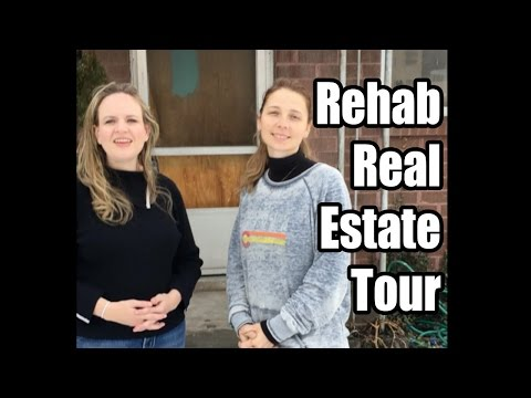 Rehab Real Estate Tour