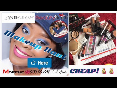 Beauty Bay/ Beauty Joint Makeup Haul 2018 | CHEAP MAKEUP HAUL!