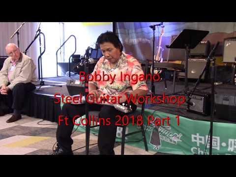 Bobby Ingano Workshop Part 1