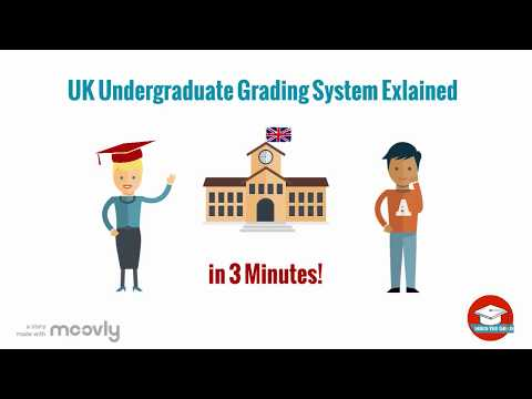 British University Grading System explained in 3 Mins