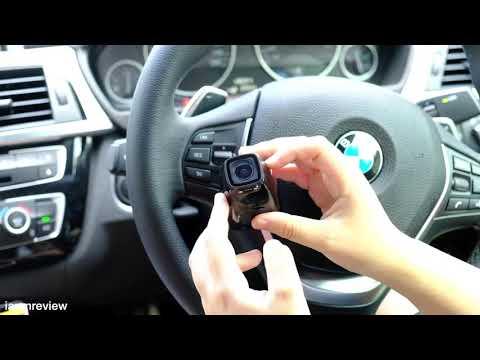 รีวิว GOTREC A1 PRO | กล้องติดรถยนต์ หมุนได้ 360 องศา - วันที่ 16 Nov 2018