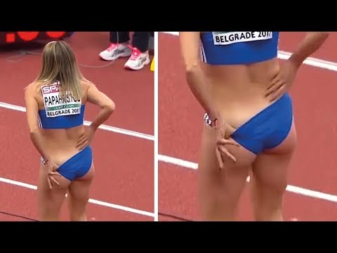 Paraskevi Papachristou - Beautiful Greek Triple Jumper