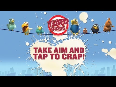 Turd Birds - Launch Trailer