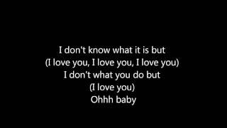 Mindless Behavior - I love you lyrics